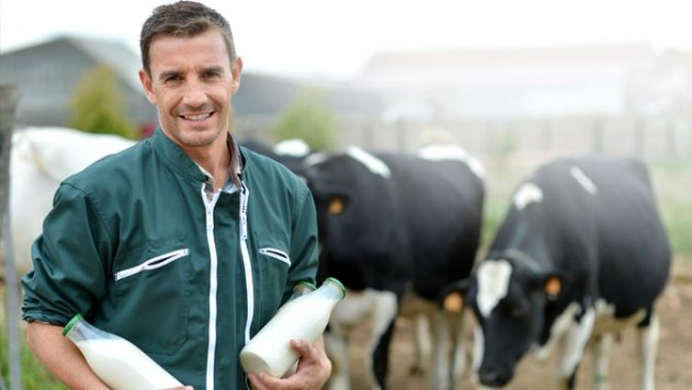 training at vet varsity to become a successful dairy farmer and